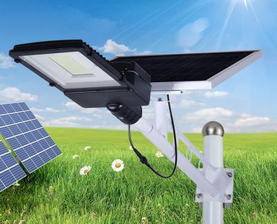 Đèn đường năng lượng mặt trời NK0017 120W