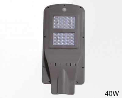 Đèn đường năng lượng mặt trời NK0021 40W