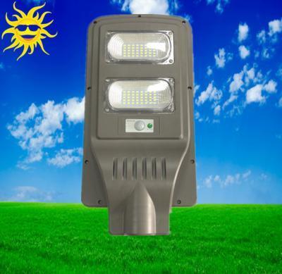 Đèn đường năng lượng mặt trời cao cấp HF 60W