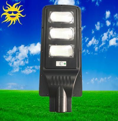 Đèn đường năng lượng mặt trời cao cấp HF 90W