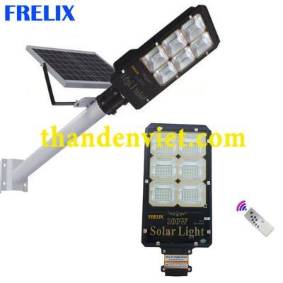 Đèn đường NL mặt trời FRELIX Solar Light 100W