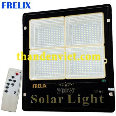 Đèn năng lượng mặt trời FRELIX Solar Light 200W