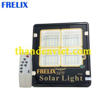 Đèn năng lượng mặt trời FRELIX Solar Light 20W