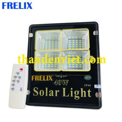 Đèn năng lượng mặt trời FRELIX Solar Light 40W