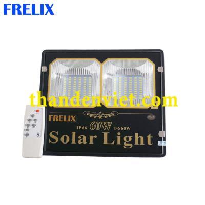 Đèn năng lượng mặt trời FRELIX Solar Light 60W 2 khoang led