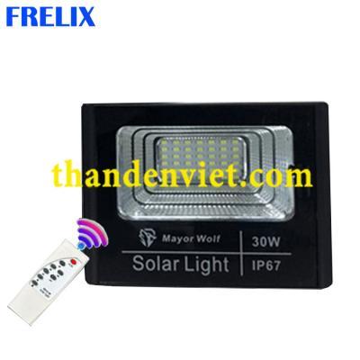 Đèn năng lượng mặt trời MW 30W