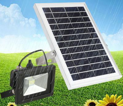 Đèn pha năng lượng mặt trời NK0003 30W