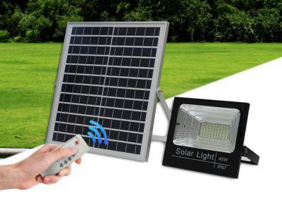 Đèn pha năng lượng mặt trời NK0006 45W