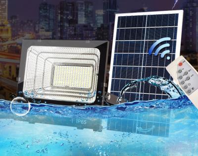 Đèn pha năng lượng mặt trời NK0007 65W