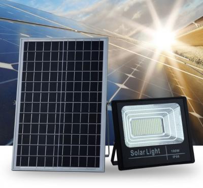 Đèn pha năng lượng mặt trời NK0008 100W
