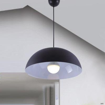 Đèn thả 1 bóng mẫu đơn giản dễ ứng dụng TS2685