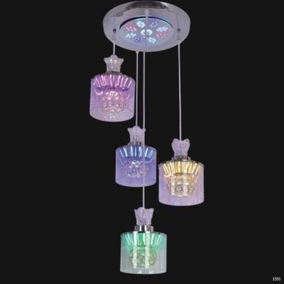 Đèn thả cao cấp đa sắc màu hàng nhập khẩu 8670