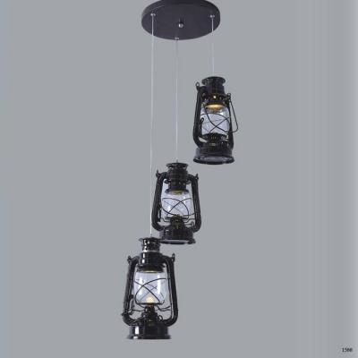 Đèn thả cổ điển 3 dây đẹp mắt DTC-102-3
