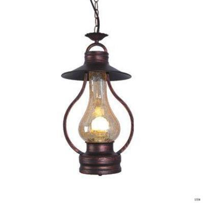 Đèn thả cổ điển giá rẻ hàng nhập khẩu DTC-6294-1