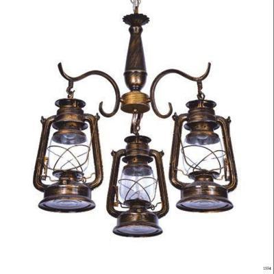 Đèn thả cổ điển thiết kế độc đáo DTC-6816