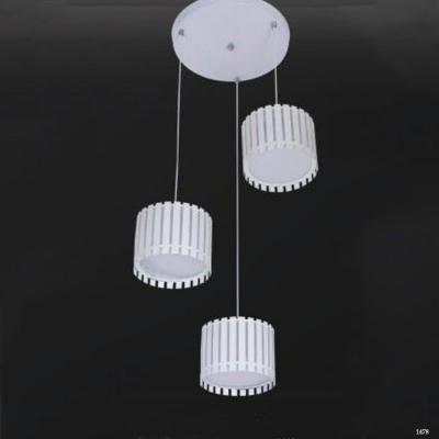 Đèn thả dây 3 bóng led mẫu đơn giản 160101-3