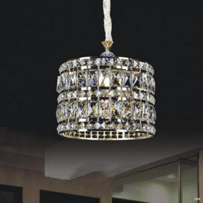 Đèn thả hiện đại chùm pha lê mẫu mới 3483