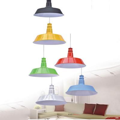 Đèn thả hiện đại đa sắc màu TS 2792