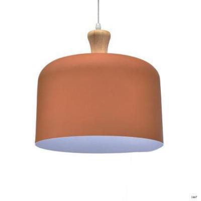 Đèn thả hiện đại màu gỗ TS2694
