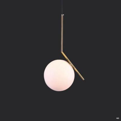 Đèn thả hình quả bóng kiểu dáng đơn giản DY2211