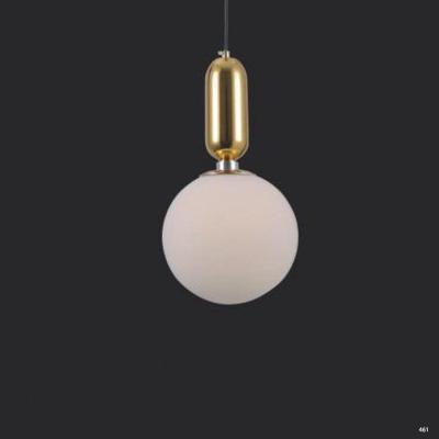 Đèn thả hình quả cầu đơn giản DY2207