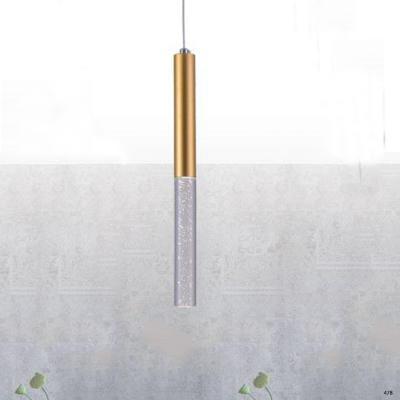 Đèn thả kiểu dáng đơn giản dễ ứng dụng cho nhiều không gian khác nhau DY2001/1