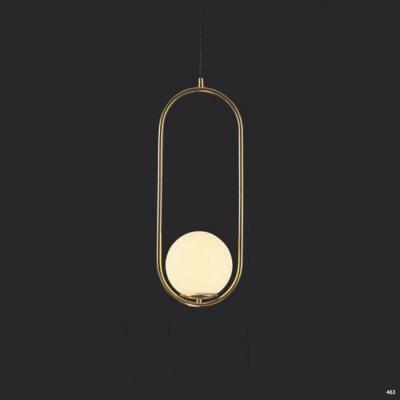 Đèn thả kiểu dáng đơn giản hiện đại giá rẻ nhất DY2213/1