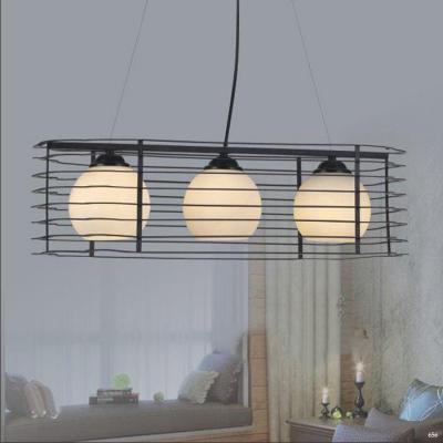Đèn thả nghệ thuật 3 bóng hàng chính hãng DTK416