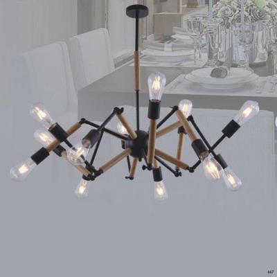Đèn thả nghệ thuật hoạ tiết zíc zắc giá rẻ nhất DY098-12