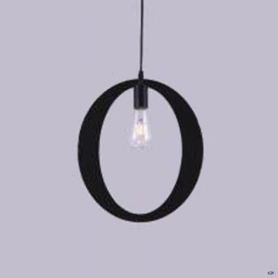 Đèn thả nghệ thuật kiểu chữ O 1 bóng đèn giá rẻ nhất DY2200