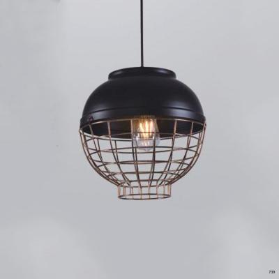 Đèn thả nghệ thuật kiểu dáng đơn giản 1 bóng led dẫn đầu xu hướng DY123-1