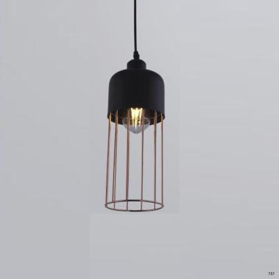 Đèn thả nghệ thuật kiểu dáng đơn giản 1 bóng led dễ ứng dụng DY120-1