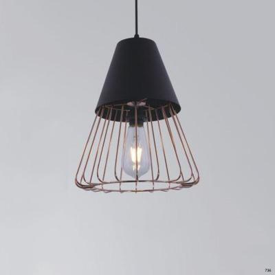 Đèn thả nghệ thuật kiểu dáng đơn giản 1 bóng led giá rẻ nhất DY052-1