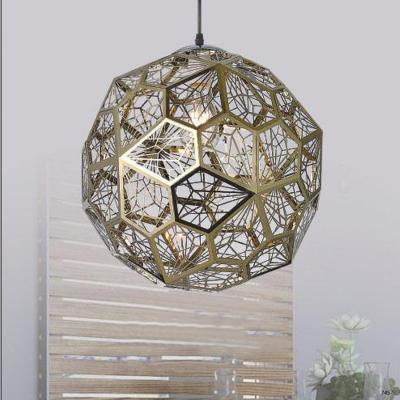 Đèn thả nghệ thuật kiểu dáng đơn giản 1 bóng led hàng chính hãng DTKD211