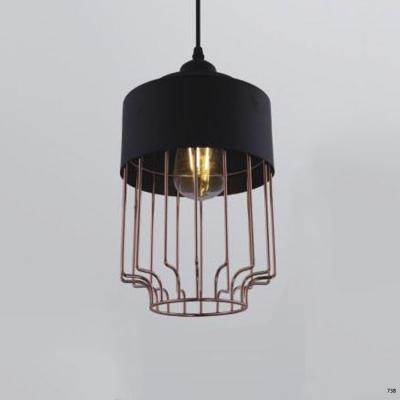 Đèn thả nghệ thuật kiểu dáng đơn giản 1 bóng led phù hợp nhiều không gian DY121-1