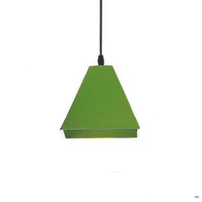 Đèn thả nghệ thuật kiểu dáng đơn giản búp màu xanh lá 1 đèn led DTKD310-4