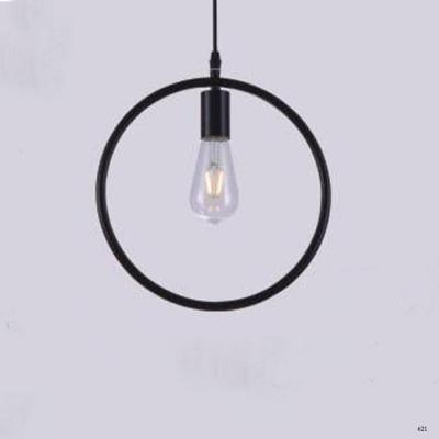 Đèn thả nghệ thuật kiểu hình tròn 1 bóng đèn giá rẻ nhất DY2215/A