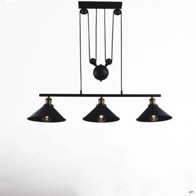 Đèn thả nghệ thuật kiểu mới nhất DY077-3