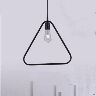 Đèn thả nghệ thuật kiểu tam giác 1 bóng đèn giá rẻ nhất DY2215/D