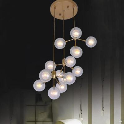 Đèn thả nghệ thuật mẫu mới A005