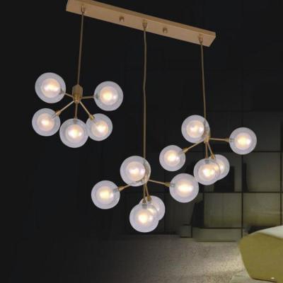 Đèn thả nghệ thuật mẫu mới A006