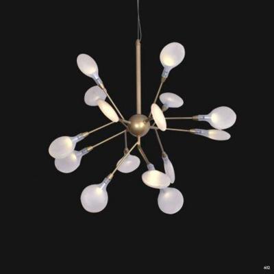 Đèn thả nghệ thuật mẫu mới DCY6004