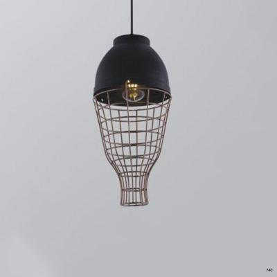 Đèn thả nghệ thuật trang trí kiểu dáng đơn giản 1 bóng led mẫu mới nhất DY125-1