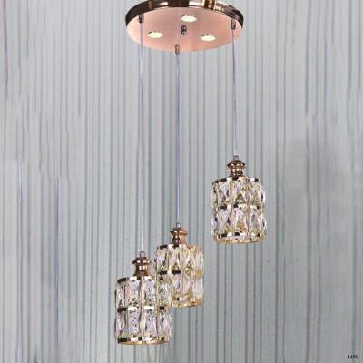 Đèn thả pha lê cao cấp chính hãng DTPL1801/3