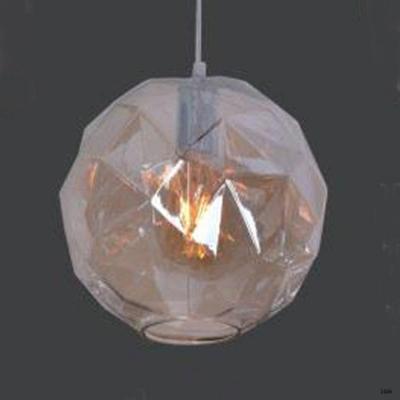 Đèn thả quả cầu pha lê lấp lánh cao cấp DT08