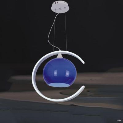 Đèn thả thuỷ tinh cao cấp 1 bóng led F550-1