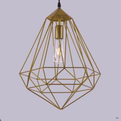Đèn thả trần nghệ thuật 1 bóng hiện đại DY2214/D