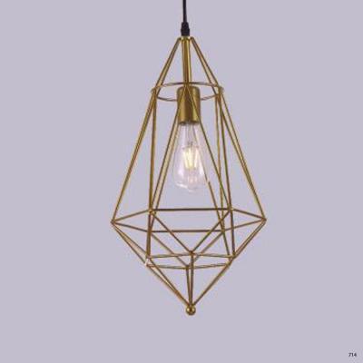 Đèn thả trần nghệ thuật 1 bóng hiện đại giá rẻ nhất DY2214/C