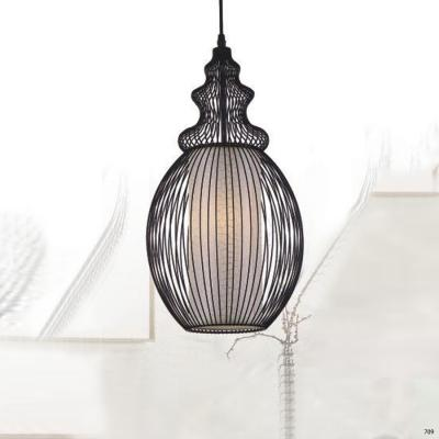 Đèn thả trần nghệ thuật chao lưới 1 bóng hiện đại giá rẻ nhất DY2012/C