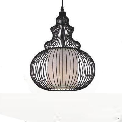 Đèn thả trần nghệ thuật chao lưới 1 bóng hiện đại mẫu mã bắt mắt DY2012/A